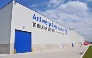 Project Antwerp Express Port